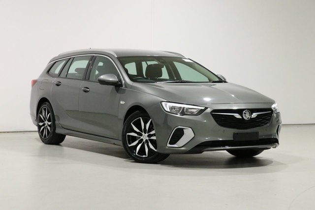Used Holden Commodore ZB MY19.5 RS, 2019 Holden Commodore ZB MY19.5 RS Grey 9 Speed Automatic Sportswagon