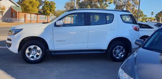 2018 Holden Trailblazer RG MY19 LT (4x4) Summit White 6 Speed Automatic