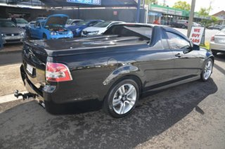 2009 Holden Commodore VE MY09.5 SS Black 6 Speed Automatic Utility.