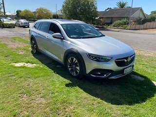 2018 Holden Calais-V ZB MY18 Tourer AWD Nitrate Silver 9 Speed Automatic Sportswagon.