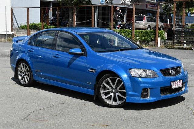 Used Holden Commodore VE II MY12 SS-V, 2012 Holden Commodore VE II MY12 SS-V Blue 6 Speed Automatic Sedan