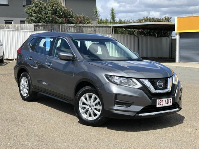 Used Nissan X-Trail T32 Series II ST X-tronic 4WD Chermside, 2019 Nissan X-Trail T32 Series II ST X-tronic 4WD Grey 7 Speed Constant Variable Wagon