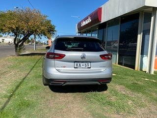2018 Holden Calais-V ZB MY18 Tourer AWD Nitrate Silver 9 Speed Automatic Sportswagon