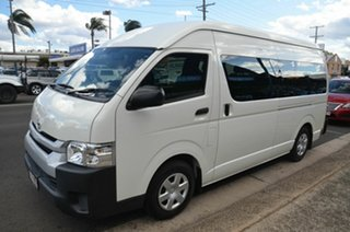 2016 Toyota HiAce KDH223R MY16 Commuter (12 Seats) White 4 Speed Automatic Bus.