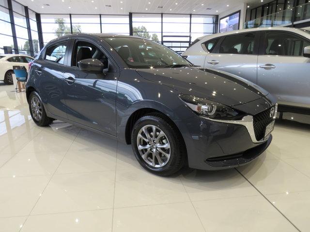 Demo Mazda 2 DJ2HAA G15 SKYACTIV-Drive Pure Edwardstown, 2020 Mazda 2 G15 SKYACTIV-Drive Pure Hatchback