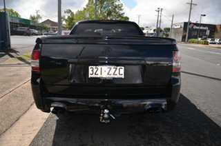 2009 Holden Commodore VE MY09.5 SS Black 6 Speed Automatic Utility