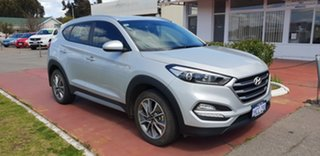 2017 Hyundai Tucson TL MY18 Active X (2WD) Silver 6 Speed Automatic.