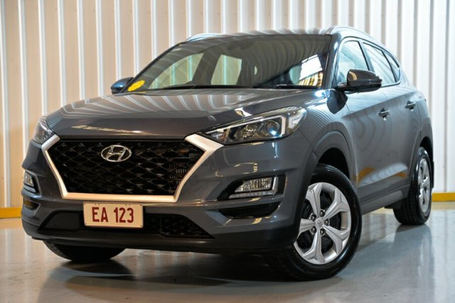 Used Hyundai Tucson TL3 MY19 Go AWD, 2018 Hyundai Tucson TL3 MY19 Go AWD Grey 8 Speed Sports Automatic Wagon