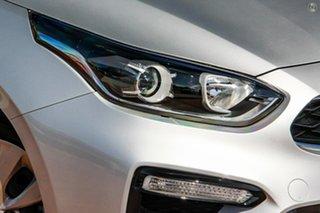 2020 Kia Cerato Hatch S Silky Silver Sports Automatic Hatchback.