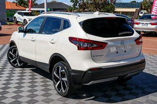 2019 Nissan Qashqai J11 Series 2 Ti X-tronic Pearl White 1 Speed Constant Variable Wagon.