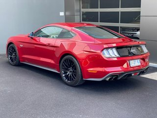 2019 Ford Mustang FN 2020MY GT Red 10 Speed Sports Automatic Fastback