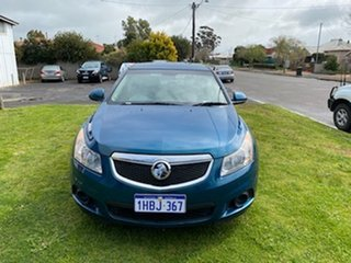 2012 Holden Cruze JH MY12 CD Chlorophyll 6 Speed Automatic Hatchback.
