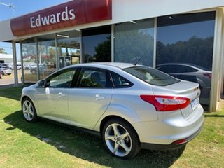 2013 Ford Focus LW MK2 Ambiente Sedan Silver 6 Speed Sedan