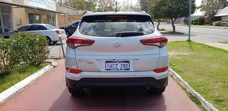 2017 Hyundai Tucson TL MY18 Active X (2WD) Silver 6 Speed Automatic