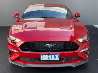 2019 Ford Mustang FN 2020MY GT Red 10 Speed Sports Automatic Fastback.