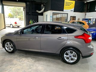 2014 Ford Focus LW MkII Trend PwrShift Silver 6 Speed Automatic Hatchback