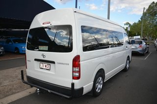 2016 Toyota HiAce KDH223R MY16 Commuter (12 Seats) White 4 Speed Automatic Bus