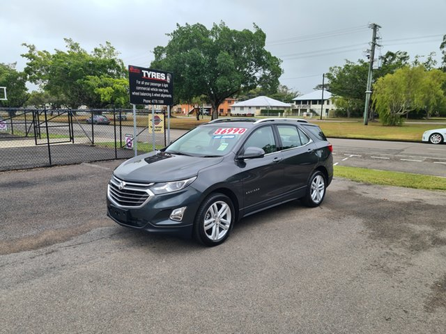 New Holden Equinox EQ MY20 LTZ (2WD) Ingham, Holden Equinox EQ MY20 LTZ (2WD) Son of a Gun Grey 9 Speed Automatic Wagon