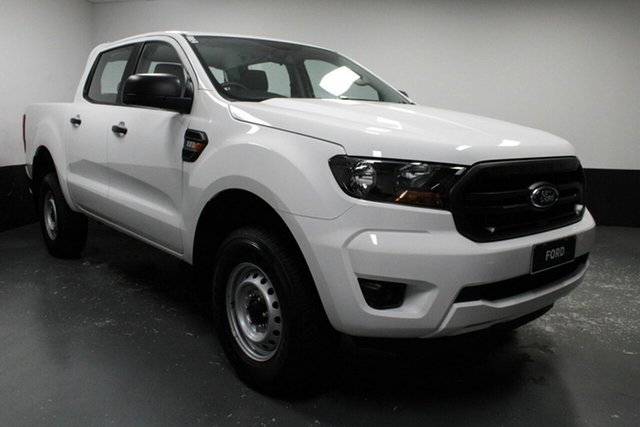 Used Ford Ranger PX MkIII 2019.00MY XL Hi-Rider, 2019 Ford Ranger PX MkIII 2019.00MY XL Hi-Rider White 6 Speed Sports Automatic Double Cab Pick Up