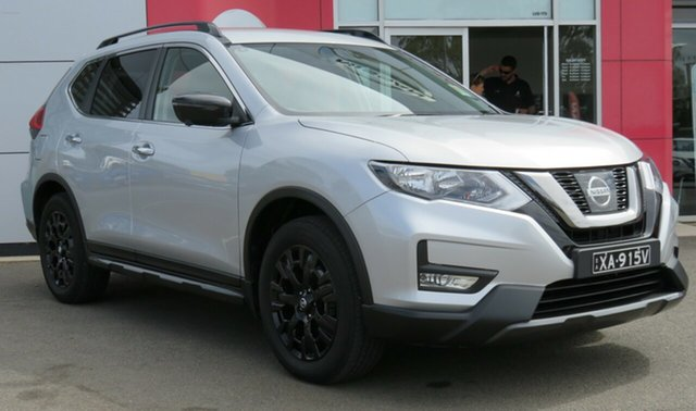 Demo Nissan X-Trail T32 Series II N-SPORT X-tronic 2WD, 2019 Nissan X-Trail T32 Series II N-SPORT X-tronic 2WD Brilliant Silver 7 Speed Constant Variable