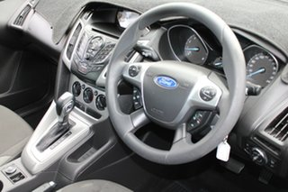 2012 Ford Focus LW Trend White 6 Speed Automatic Sedan