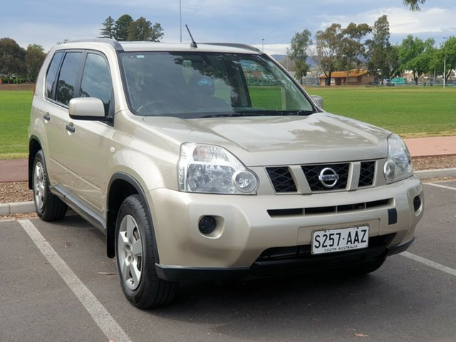 Used Nissan X-Trail T31 ST, 2008 Nissan X-Trail T31 ST Gold 6 Speed Manual Wagon