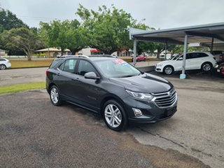 Holden Equinox EQ MY20 LTZ (2WD) Son of a Gun Grey 9 Speed Automatic Wagon.