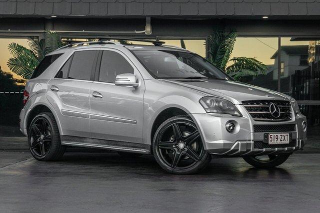 Used Mercedes-Benz M-Class W164 MY11 ML350 CDI, 2011 Mercedes-Benz M-Class W164 MY11 ML350 CDI Silver 7 Speed Sports Automatic Wagon