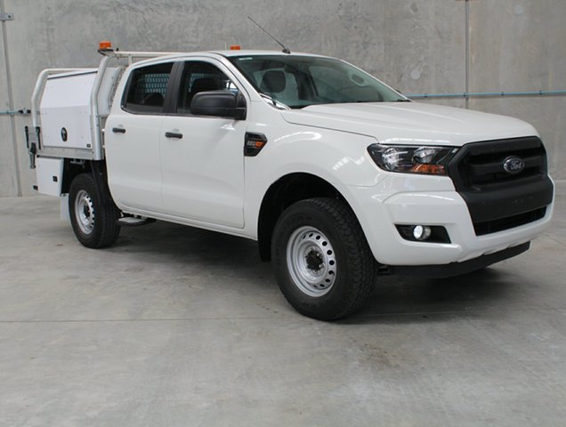 Used Ford Ranger PX MkII XL Hi-Rider, 2016 Ford Ranger PX MkII XL Hi-Rider 6 speed Automatic Cab Chassis