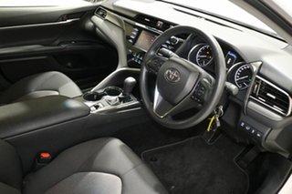 2019 Toyota Camry ASV70R Ascent White 6 Speed Automatic Sedan
