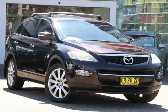 Used Mazda CX-9  Luxury, 2008 Mazda CX-9 Luxury Burgundy/dark Purple 6 Speed Auto Activematic Wagon