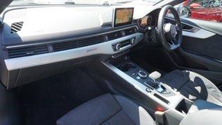 2016 Audi A4 B9 8W MY17 Sport S Tronic Quattro Blue 7 Speed Sports Automatic Dual Clutch Sedan