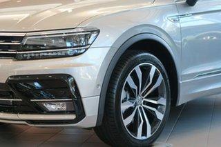 2020 Volkswagen Tiguan 5N MY20 162TSI DSG 4MOTION Highline Silver 7 Speed.