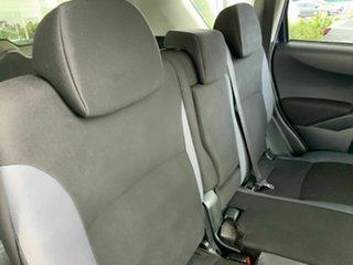 2007 Mitsubishi Outlander ZG MY08 LS Blue 6 Speed CVT Auto Sequential Wagon