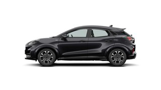 2020 Ford Puma JK 2020.75MY ST-Line Agate Black Metallic 7 Speed Sports Automatic Dual Clutch Wagon.
