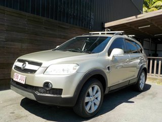 2006 Holden Captiva CG LX AWD Gold 5 Speed Sports Automatic Wagon