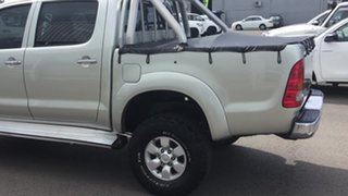 2006 Toyota Hilux GGN25R MY07 SR5 Gold 5 Speed Manual Utility.