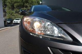 2009 Mazda 3 BL10F1 Maxx Activematic Grey 5 Speed Sports Automatic Sedan.