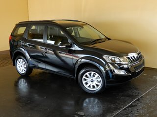 2019 Mahindra XUV500 W6 (FWD) Black 6 Speed Automatic Wagon.