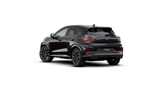 2020 Ford Puma JK 2020.75MY ST-Line V Black 7 Speed Sports Automatic Dual Clutch Wagon