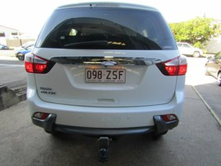 2016 Isuzu MU-X MY16.5 LS-M Rev-Tronic White 6 Speed Sports Automatic Wagon.