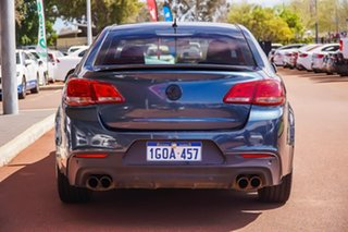 2014 Holden Commodore VF MY14 SS Blue 6 Speed Sports Automatic Sedan.