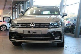2020 Volkswagen Tiguan 5N MY20 162TSI DSG 4MOTION Highline Silver 7 Speed