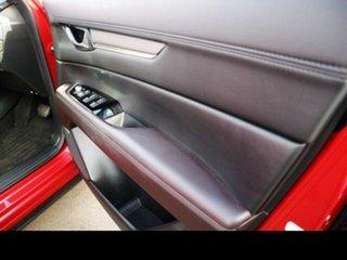 2019 Mazda CX-5 MY19 (KF Series 2) Akera (4x4) Red 6 Speed Automatic Wagon
