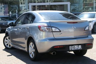 2010 Mazda 3 BL 10 Upgrade Diesel Silver 6 Speed Manual Sedan.