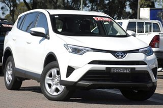 2015 Toyota RAV4 ZSA42R MY14 GX 2WD White 7 Speed Constant Variable SUV.