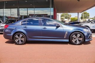 2014 Holden Commodore VF MY14 SS Blue 6 Speed Sports Automatic Sedan