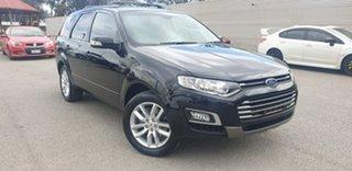 2015 Ford Territory SZ MkII TS Seq Sport Shift Black 6 Speed Sports Automatic Wagon.