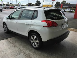2013 Peugeot 2008 Allure White 4 Speed Automatic Wagon