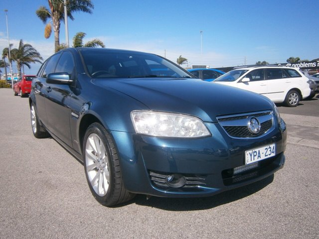 Used Holden Berlina VE II International Sportwagon Cheltenham, 2011 Holden Berlina VE II International Sportwagon Blue 6 Speed Sports Automatic Wagon